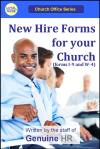 New Hire Forms for your Church